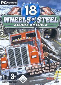 18 Wheels Of Steel: Across America (PC) - okladka
