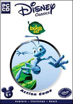 A Bugs Life (PC) - okladka