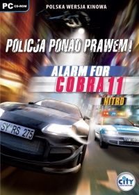 Alarm For Cobra 11 (PC) - okladka