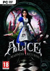 Alice: Madness Returns (PC) - okladka