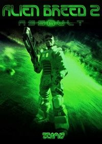 Alien Breed 2: Assault (PS3) - okladka