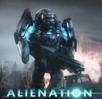 Alienation (PS4) - okladka