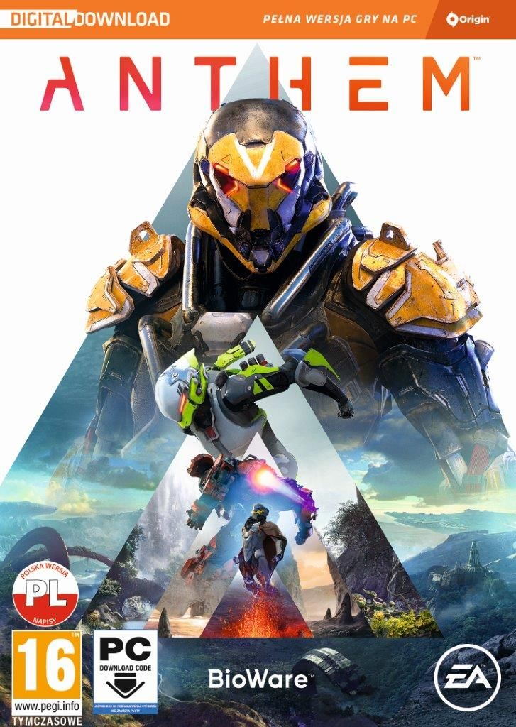 Anthem (PC) - okladka