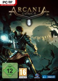 Arcania: Gothic 4 (PC) - okladka