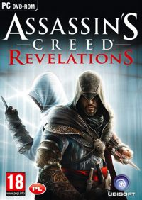 Assassin's Creed: Revelations (PC) - okladka