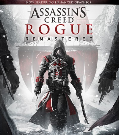 Assassin's Creed: Rogue Remastered  (XBOXONE) - okladka