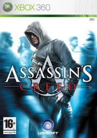 Assassin's Creed (X360) - okladka