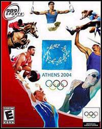 Athens 2004 (PC) - okladka