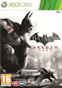 Batman: Arkham City (X360) - okladka
