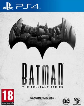 Batman: The Telltale Series (PS4) - okladka