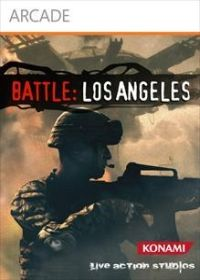 Battle: Los Angeles (Xbox 360) - okladka