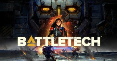 BattleTech (PC) - okladka