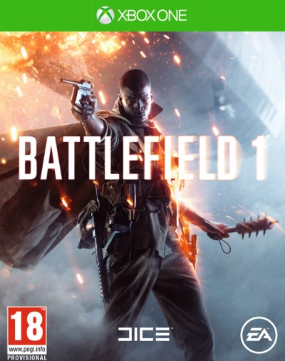 Battlefield 1 (XBOXONE) - okladka