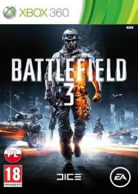 Battlefield 3 (X360) - okladka
