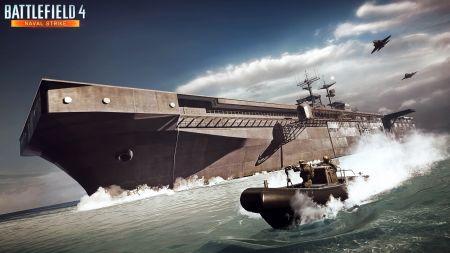 Recenzja gry Battlefield 4: Wojna na Morzu