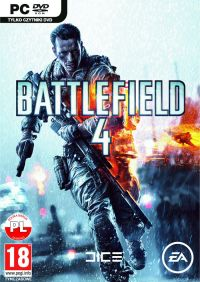 Battlefield 4 (PC) - okladka