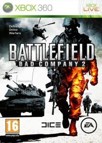 Battlefield: Bad Company 2 (Xbox 360) - okladka