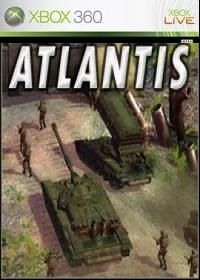 Battle for Atlantis (Xbox 360) - okladka