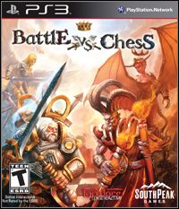 Battle vs. Chess (PS3) - okladka