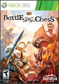 Battle vs. Chess (Xbox 360) - okladka