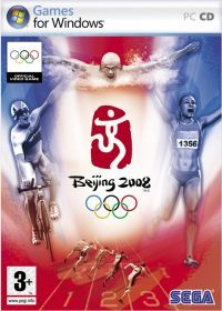 Beijing 2008 - The Official Video Game of the Olympic Games (PC) - okladka