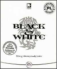 Black & White (PC) - okladka