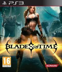 Blades of Time (PS3) - okladka