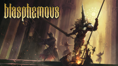 Blasphemous (PS4) - okladka