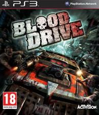 Blood Drive (PS3) - okladka