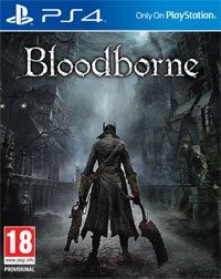 Bloodborne (PS4) - okladka