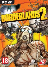 Ok�adka Borderlands 2