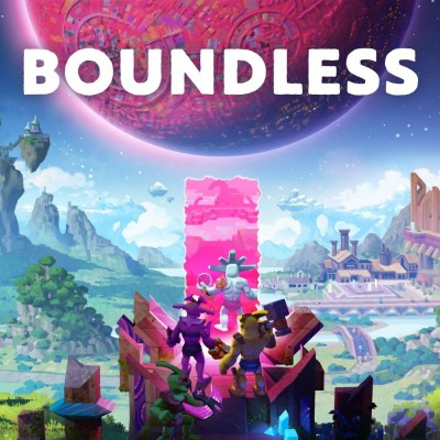 Boundless (PS4) - okladka