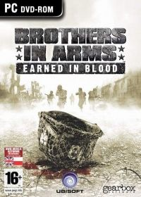 Brothers In Arms: Earned In Blood (PC) - okladka