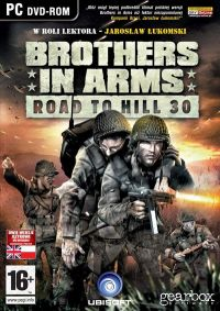 Brothers In Arms: Road To Hill 30 (PC) - okladka