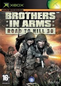 Brothers In Arms: Road to Hill 30 (XBOX) - okladka