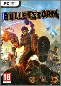Bulletstorm (PC) - okladka