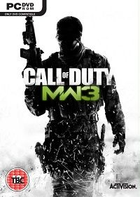 Call of Duty: Modern Warfare 3 (PC) - okladka