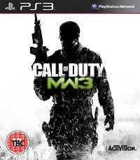 Call of Duty: Modern Warfare 3 (PS3) - okladka