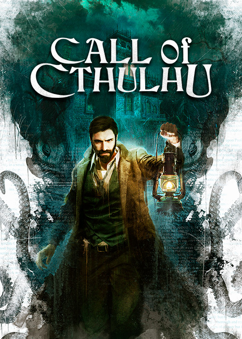 Call of Cthulhu (PC) - okladka