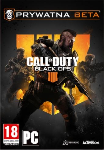 Call of Duty: Black Ops 4 (PC) - okladka