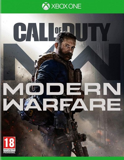 Call of Duty: Modern Warfare (Xbox One) - okladka