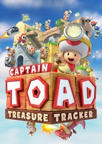 Captain Toad: Treasure Tracker (WIIU) - okladka