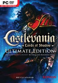 Castlevania: Lords of Shadow (PC) - okladka