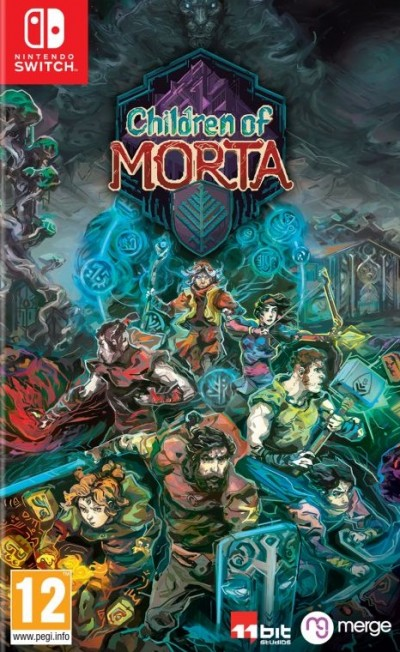 Children of Morta (SWITCH) - okladka
