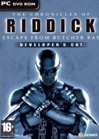 Chronicles Of Riddick: Escape From Butcher Bay (PC) - okladka