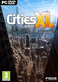 Ok�adka Cities XL 2011