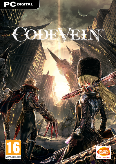 Code Vein (PC) - okladka