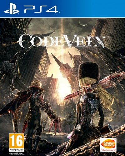 Code Vein (PS4) - okladka