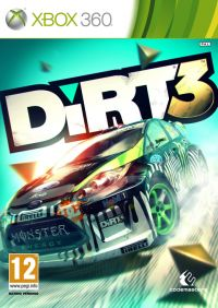 DiRT 3 (X360) - okladka