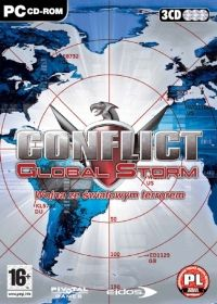 Conflict: Global Storm (PC) - okladka